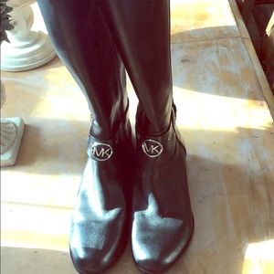 MK riding boots/black